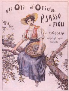 1899 - Annunci Olio Sasso