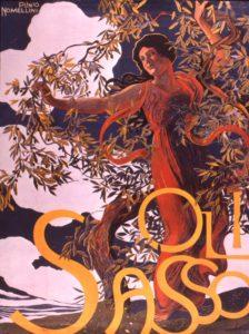 1901_Manifesti Pubblicitari Sasso