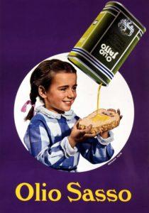 1955_Manifesti pubblicitari Sasso