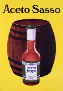 1963- Manifesti pubblicitari Sasso