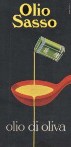 1963 annunci pubblicitari olio sasso