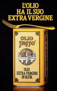 1991 annunci pubblicitari olio sasso