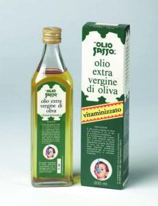 Confezione olio extravergine Sasso