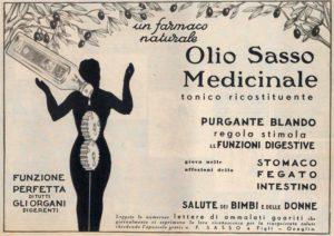 1899- Annunci Olio Sasso