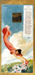 1909_aprile-Calendario Olio Sasso