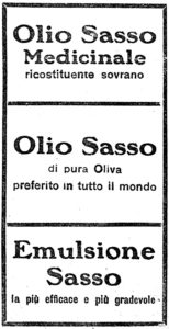 1921 annunci Olio Sasso