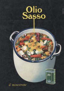 1962 annunci pubblicitari olio sasso