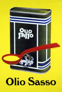 1970 Manifesti pubblicitari Sasso
