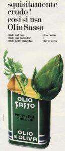 1970 annunci pubblicitari olio sasso