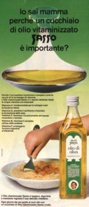 1973 annunci pubblicitari olio sasso