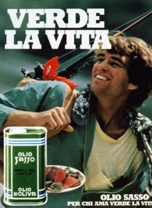 1983 annunci pubblicitari olio sasso