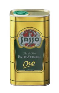 Olio extravergine Sasso 2004