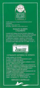 Vendita per corrispondenza anni '90