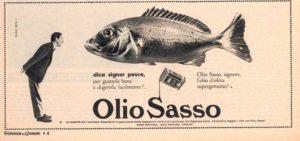 1959 annunci Olio Sasso pesce