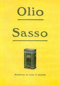 1955 annunci Olio Sasso