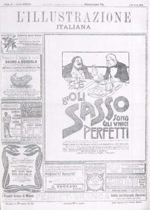 anni'10 - Annunci Olio Sasso perfetti