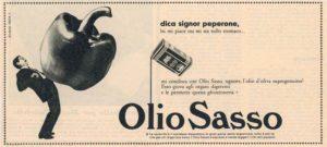 1959 annunci Olio Sasso peperone digestione