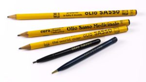 matite-Oggettistica promo Olio Sasso