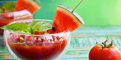 Gazpacho all'anguria